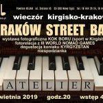 Koncert w Jazz Club Atelier: Kraków Street Band
