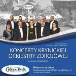 [Krynica – Zdrój]: Koncerty Krynickiej Orkiestry Zdrojowej