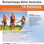 Światowy Dzień Świadomości o Autyzmie