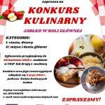 [Łososina Dolna]: Konkurs kulinarny