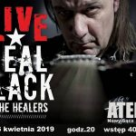 Koncert w Jazz Club Atelier: Neal Black & The Healers