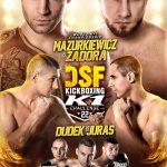DSF Kickboxing Challenge 22: Droga Wojownika