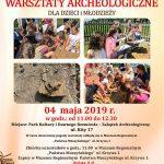 [Muszyna]: Warsztaty archeologiczne