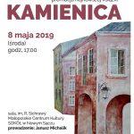 Kamienica – promocja książki Wojciecha Kudyby