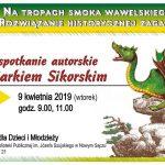 Na tropie Smoka Wawelskiego