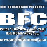 Tadex-Pol Boxing Night – Boxing Fight Championship 1.