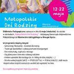 Małopolskie Dni Rodziny