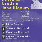 [Krynica – Zdrój]: 117 Rocznica Urodzin Jana Kiepury