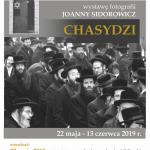 Chasydzi – wystawa fotografii