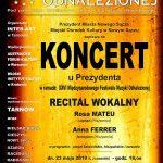 Koncert u Prezydenta