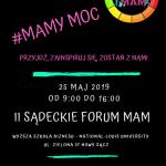 II Sądeckie Forum Mam