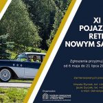 Muzeum Okręgowe w Nowym Sączu zaprasza do udziału w XI Zlocie Pojazdów Retro