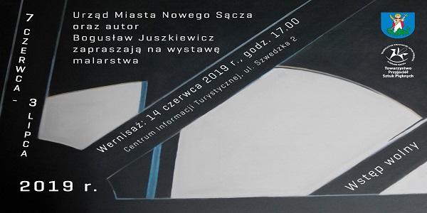 Bogusław Juszkiewicz – malarstwo