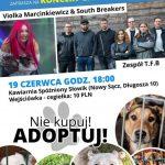 Koncert w Słowiku: Violka Marcinkiewicz & South Breakers, T.F.B