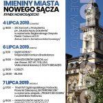 Weekend 5 – 7 lipca 2019 r.