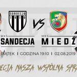 MKS Sandecja Nowy Sącz vs MKS Miedź Legnica