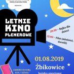 [Żbikowice]: Letnie Kino Plenerowe