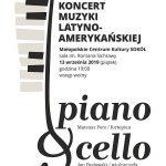 Perz&Pasławski – Koncert Muzyki Latynoamerykańskiej