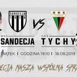 MKS Sandecja vs GKS Tychy