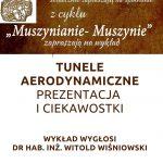 [Muszyna]: Muszynianie – Muszynie: Tunele aerodynamiczne prezentacja i ciekawostki