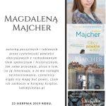 [Żegiestów/Muszyna]: Spotkanie autorskie z Magdaleną Majcher