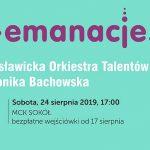 Koncert Lusławickiej Orkiestry Talentów w ramach Festiwalu Emanacje