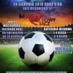 [Łazy Biegonickie]: Turniej Piłki Nożnej o Puchar Grupy My Kochamy Nowy Sącz i Małopolskę