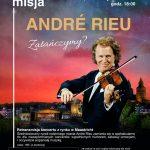 Retransmisja: Andre Rieu – Zatańczymy?