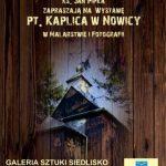 [Krynica – Zdrój]: Kaplica w Nowicy
