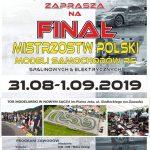 Finał Mistrzostw Polski Modeli Samochodów RC