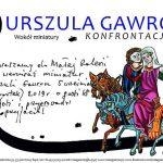 Konfrontacje – Urszula Gawron