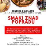 [Piwniczna Zdrój]: Smaki znad Popradu – konkurs kulinarny