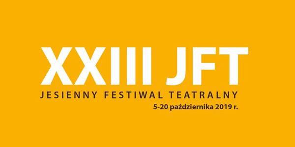 XXIII JESIENNY FESTIWAL TEATRALNY