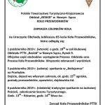 Jubileusz 65-lecia Koła Przewodników PTTK Oddział Beskid