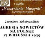 [Muszyna]: Muszynianie – Muszynie: Agresja sowietów na Polskę