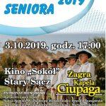 [Stary Sącz]: Dzień Seniora 2019