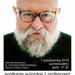 Jerzy Bralczyk – spotkanie autorskie