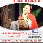 Czerwony Kapturek – spektakl dla Dzieci