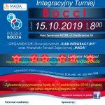 XIII Sądecki Integracyjny Turniej Bocci