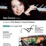 [Muszyna]: Koncert fortepianowy – Jitka Čechová