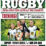 Rugby Club Biało-Czarni zaprasza na treningi
