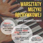 [Łososina Dolna]: Warsztaty muzyki rozrywkowej