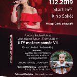 [Stary Sącz]: Koncert charytatywny dla Róży Dąbrowskiej
