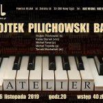 Koncert w Jazz Club Atelier: Wojtek Pilichowski Band