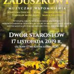[Muszyna]: Koncert Zaduszkowy