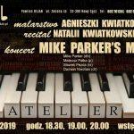 Wystawa i koncert w Jazz Club Atelier