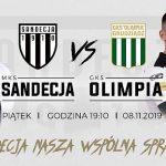 MKS Sandecja Nowy Sącz vs GKS Olimpia Grudziądz