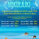 Pływackie Mikołajki