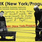 Koncert w Małej Galerii: KRK (New York/Prague)
