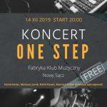 Koncert w Fabryce: One Step